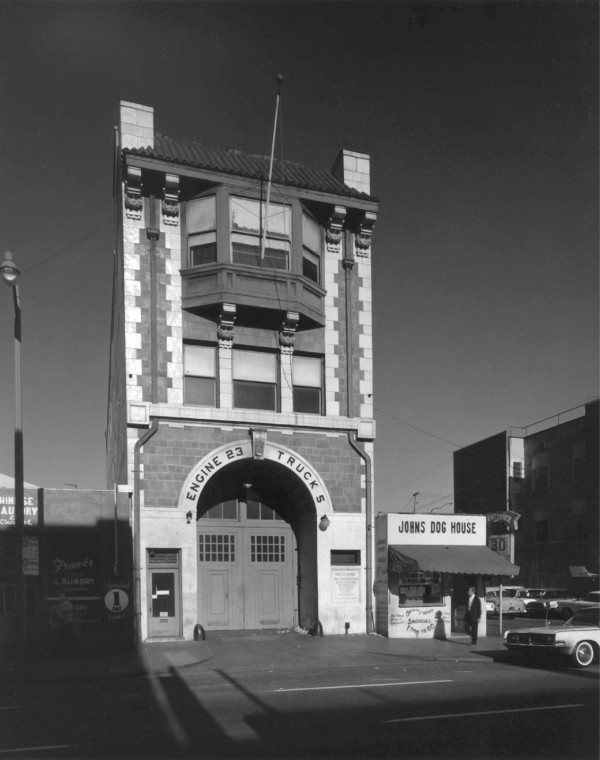 (LA Fire Dept. Historical Archive)