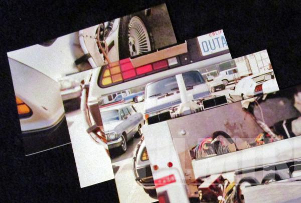 Back to the Future HERO DeLorean Photos!