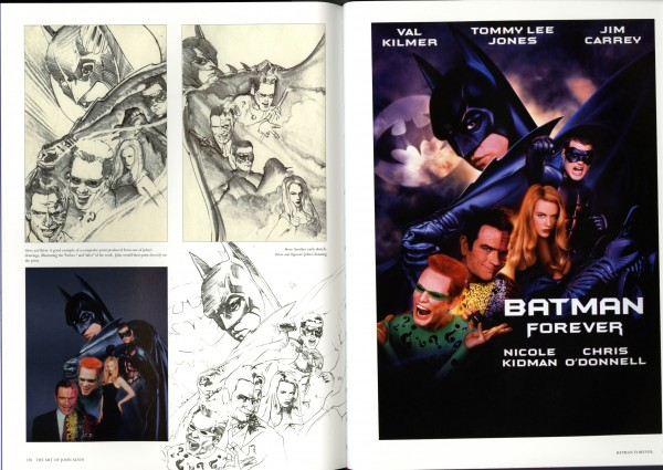 From concept to creation on Batman Returns