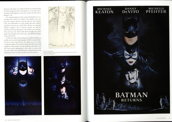 Some interesting trivia on the layout restrictions for Batman Returns, a great read