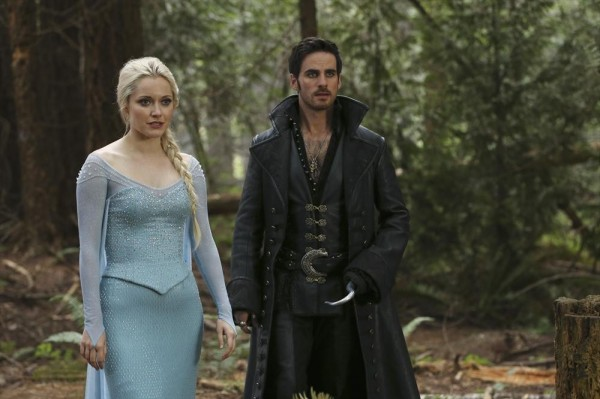 After a sinister spell is cast, Elsa, with the help of Captain Hook, goes on a quest to clear her name, and find the perpetrator of the spell cast against Maid Marion.