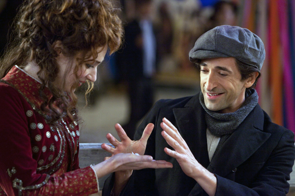Adrien Brody Houdini Review Adrien Brody as Houdini And