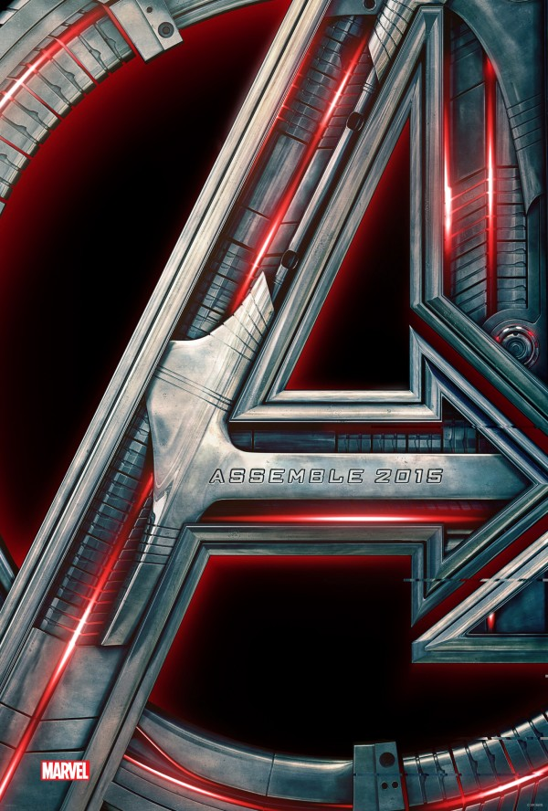 "Get set for an action-packed thrill ride when The Avengers return in Marvel's ""Avengers: Age of Ultron"" on May 1, 2015."