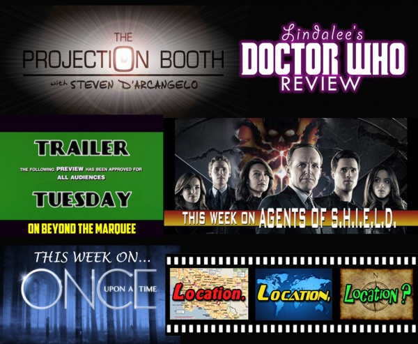 Some Signature Segments on Beyond the Marquee