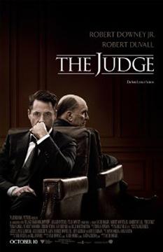 JUDGE poster