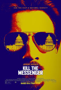 KILL MESSENGER poster