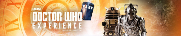 Click here to purchase tickets to the Doctor Who Experience in Cardiff Wales