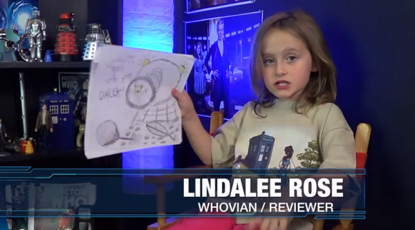Lindalee reviews the latest batch of Doctor Who inspired Fan Art...