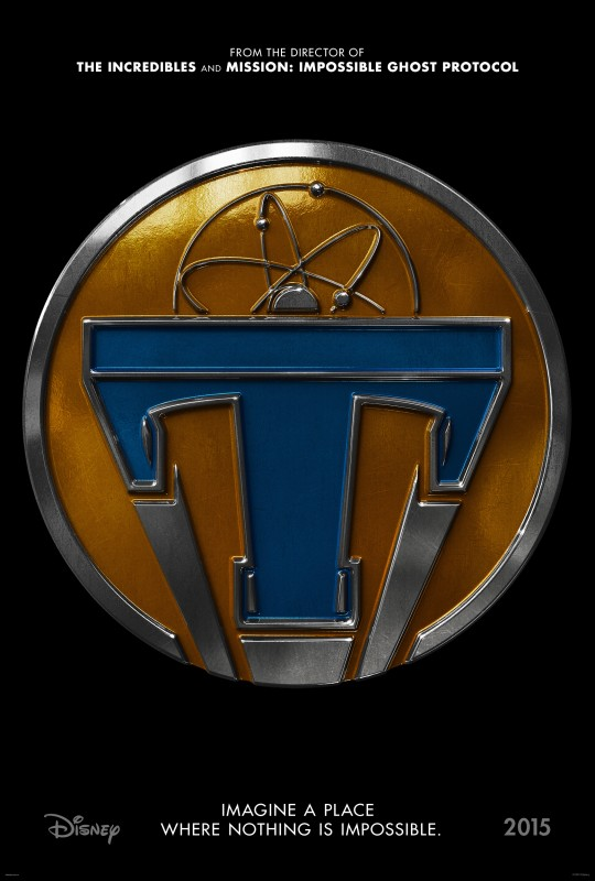 """In Disney's riveting mystery adventure """"Tomorrowland,"""" a jaded scientist and an optimistic teen embark on a danger-filled mission to unearth the secrets of an enigmatic place somewhere in time and space."""