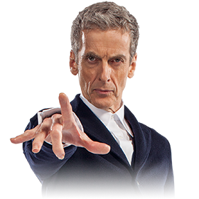 The 12th Doctor wants You, to help him save the universe!!