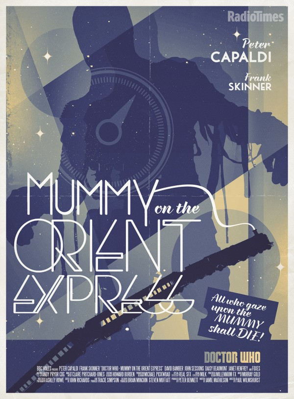 Mummy on the Orient Express (Season 8, Episode 8)