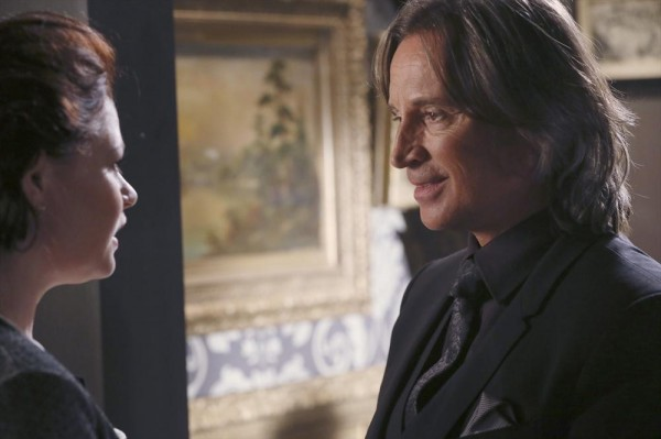 Will Belle realize the fear that is still alive and well in Rumplestiltskin's heart or will he rectify the situation so that he can address his concerns.