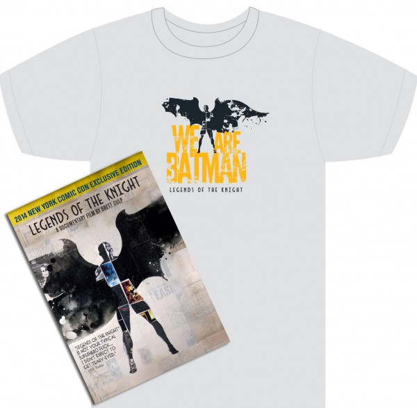 """Win a T-Shirt and DVD of """"Legend of the Knight"""""""