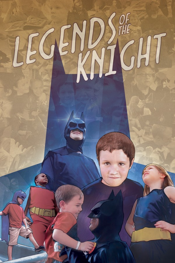 LEGENDS OF THE KNIGHT IS AN INSPIRING FILM ABOUT THE REAL POWER OF BATMAN PROVES THAT SUPERHEROES ARE REAL - AND THEY LIVE AMONG US