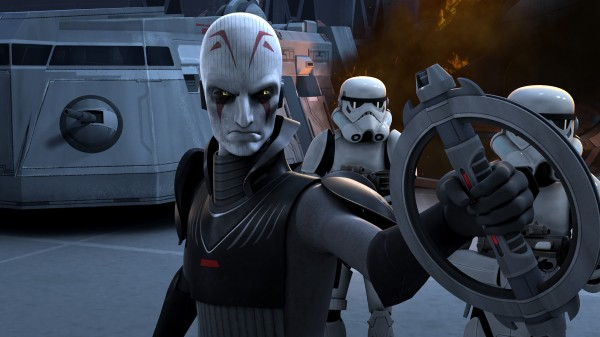 Star Wars Rebels on Disney XD