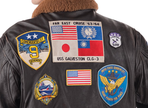 b26d3e5ea55 Now You Can Own an Authentic TOP GUN Jacket