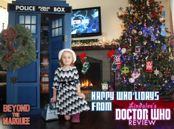 "Lindalee files her last Doctor Who Review for 2014 for the episode entitled;  ""Last Christmas"""