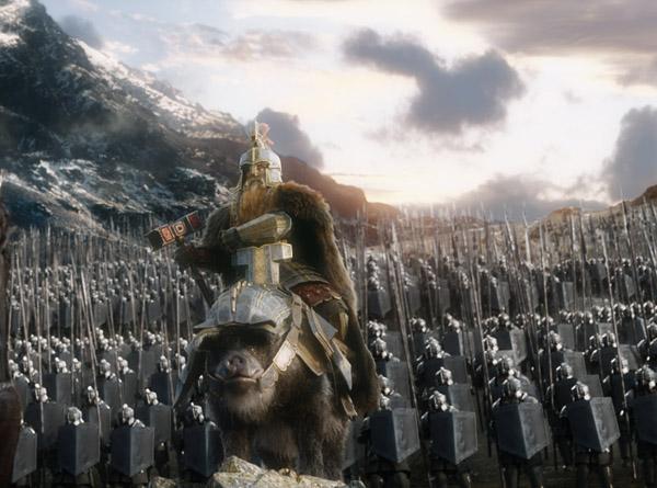 Prémonition et augure à venir. - Page 3 A-Dwarf-lead-army-gets-ready-to-do-battle