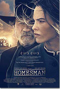 HOMESMAN poster 1