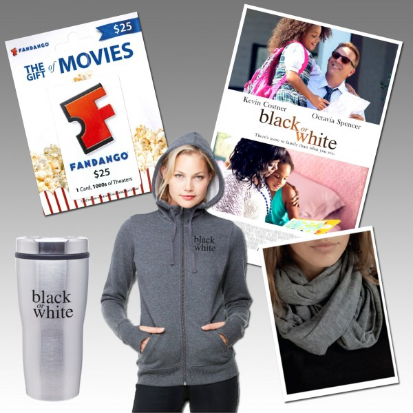 Win a BLACK AND WHITE Prize Pack from Relativity.