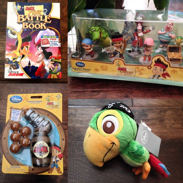 Win this awesome prize-pack of fun-stuff from Disney Junior