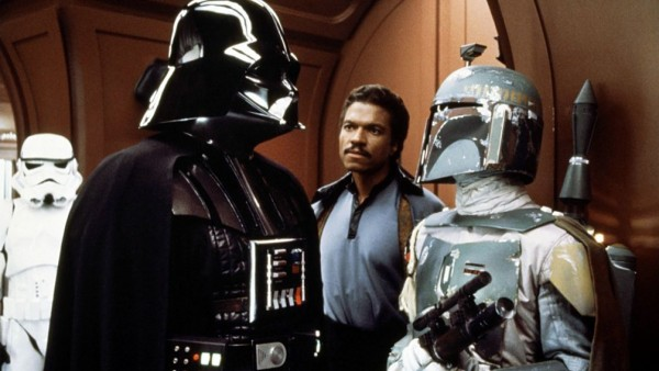 STAR WARS - Vader, Fett, and Calrisssian