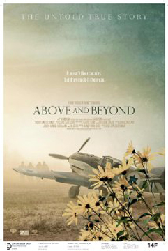 ABOVE BEYOND poster