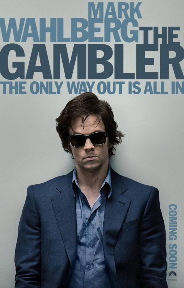 One Sheet movie poster for The Gambler
