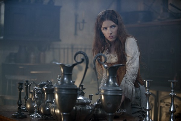 "Anna Kendrick stars as Cinderella in ""Into the Woods."""