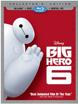 Big Hero BOXART