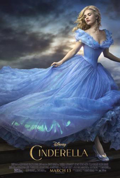 CINDERELLA poster sized