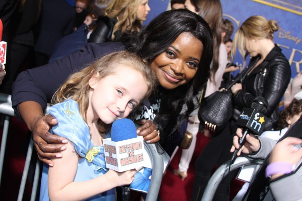 LIndalee and Academy Award Winning actress Octavia Spencer