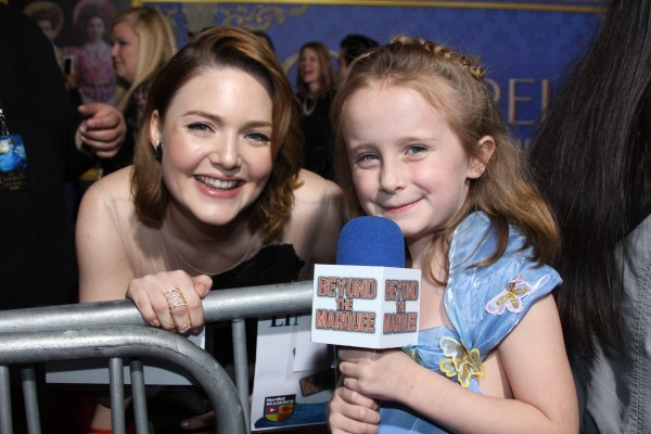 Lindalee and Holliday Grainger (Anastasia)