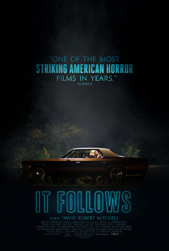 ITFOLLOWS poster Radius
