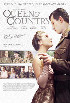 QUEEN AND COUNTRY poster
