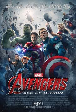 AVENGERS poster 1