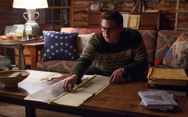 Jonah Hill as Michael Finkel in True Story