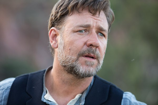 Russal Crowe as Joshua Connor in THE WATER DEVINER
