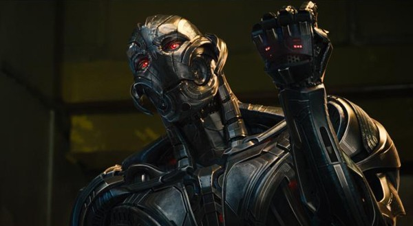 Ultron voiced by James Spader