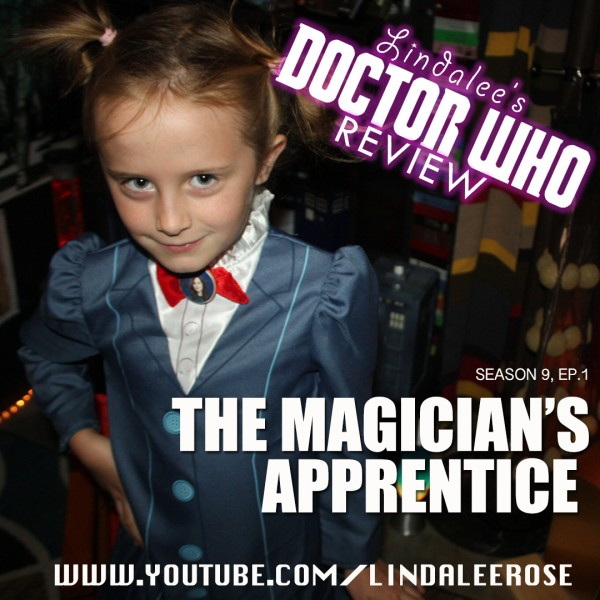 "Lindalee Rose reviews ""The Magician's Apprentice"""