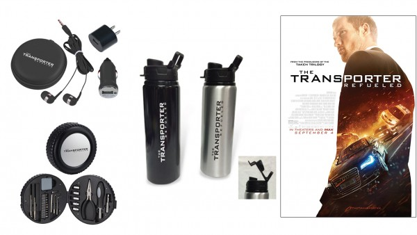 Win these awesome prizes courtesy of EuropaCorp and Beyond the Marquee
