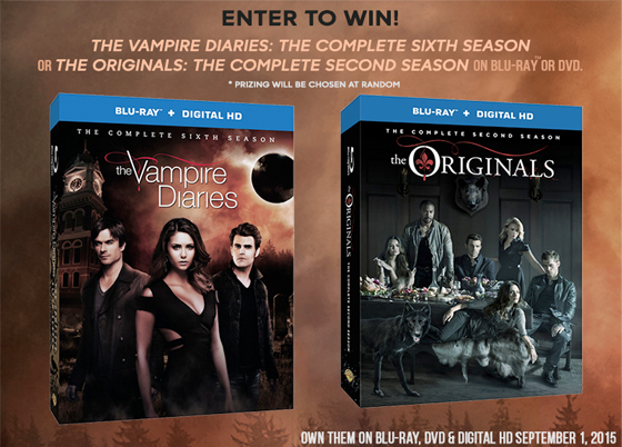 Win a copy of one of these awesome CW titles!