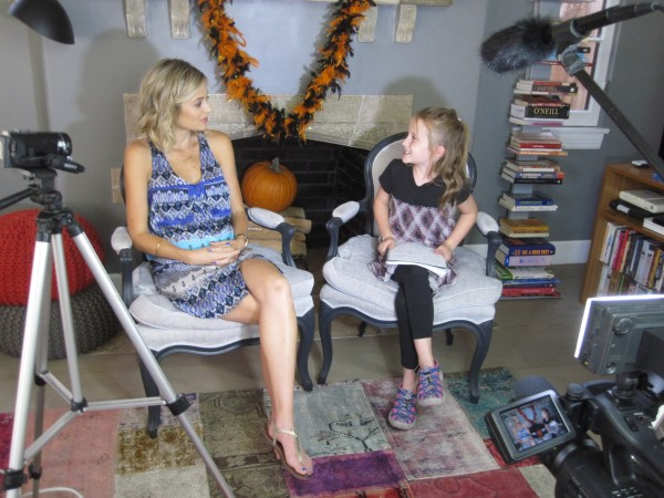 Actress Brittany Ross and Lindalee Rose discuss the 'Girl Meets World' Halloween themed episode