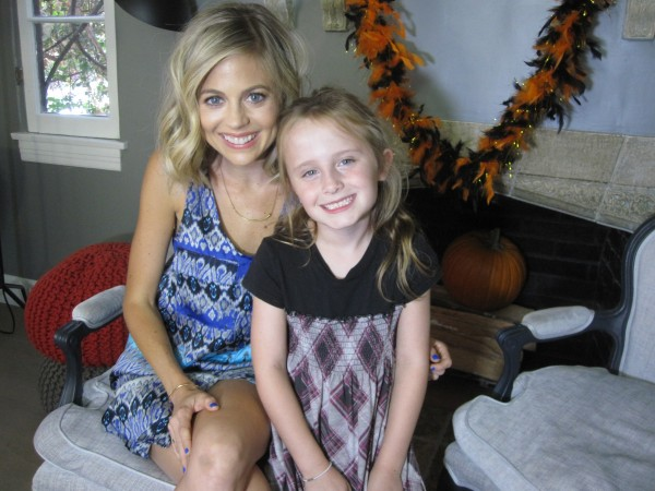 Lindalee Rose and Brittany Ross discuss Girl Meets World of Terror 2