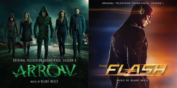 Check out our reviews of the latest scores from 2 of today's hottest superhero TV shows!