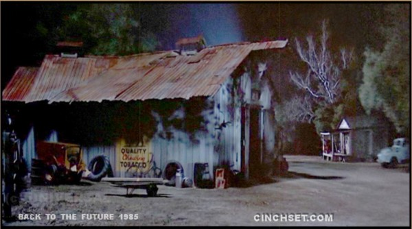 The BTTF Barn (courtesy cinchset.com)