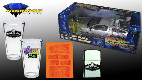 Win these awesome Back to the Future prizes from DST