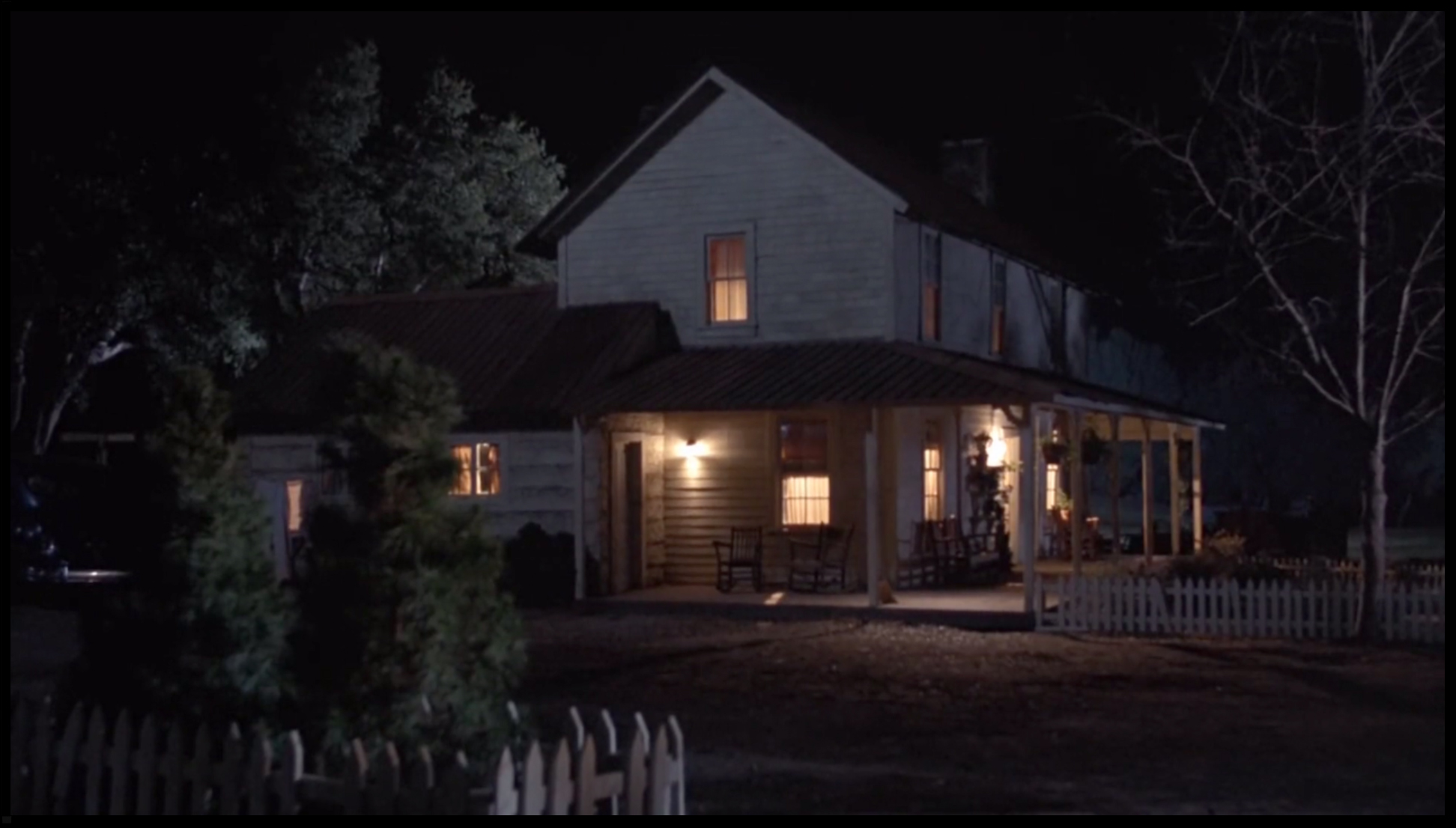 Back to the Future' Peabody Farm Location Revealed | BEYOND THE MARQUEE