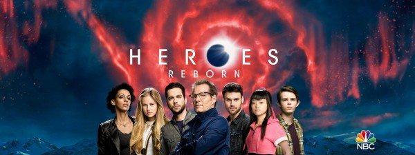 'Heroes Reborn' only on NBC