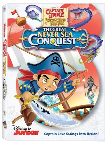 Available to Own on Disney DVD January 12th